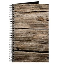 WEATHERED WOOD Journal