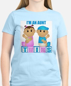 Cool Twins baby shower T-Shirt