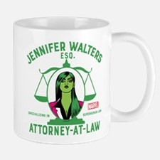 She-Hulk Attorney-At-Law Mugs