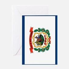 West Virginia Greeting Cards