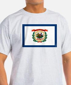 West Virginia State Flag T-Shirt