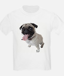Pug Close Up Photo T-Shirt