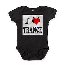 Cute Trance Baby Bodysuit