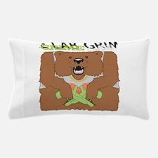 Grime Lab Bear Pillow Case
