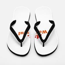Mrs. Wonderful Flip Flops