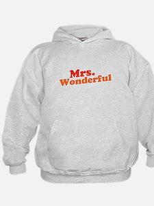 Mrs. Wonderful Hoodie
