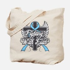 Graves Disease Faith Tote Bag