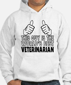 This Guy Is The World's Best Veterinarian Hoodie