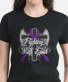 Domestic Violence Faith Tee