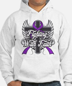 Domestic Violence Faith Hoodie