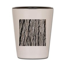 TREE BARK Shot Glass