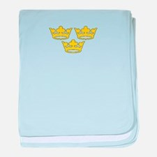 tre-kronor.png baby blanket