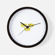 tre-kronor.png Wall Clock