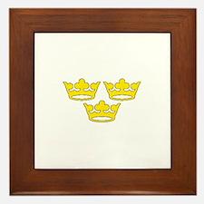 tre-kronor.png Framed Tile