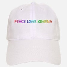 Peace Love Ximena Baseball Baseball Baseball Cap