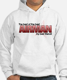 Best of the best:Airman Hoodie