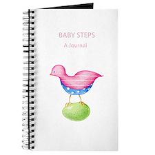 Pink Bird Pink Journal