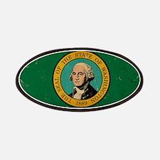 Washington State Flag VINTAGE Patches