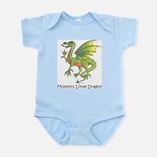 Unique Kids dragon Infant Bodysuit