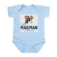 Unique Usps Infant Bodysuit