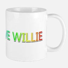 Peace Love Willie Mugs