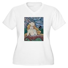 Mermaid Thinking T-Shirt