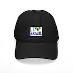 I love Brazil Black Cap