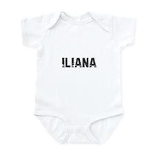 Iliana Infant Bodysuit