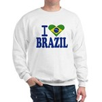 I love Brazil Sweatshirt