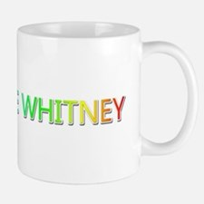 Peace Love Whitney Mugs