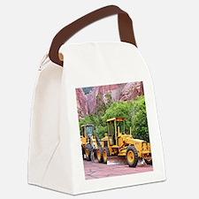 Unique Carrier Canvas Lunch Bag
