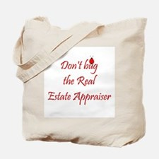 Real Estate Appraiser Tote Bag