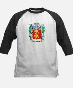 Hatcher Coat of Arms (Family Crest Baseball Jersey