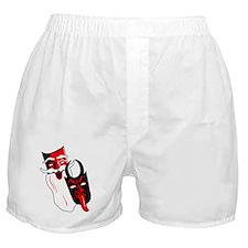 Funny Nick Boxer Shorts