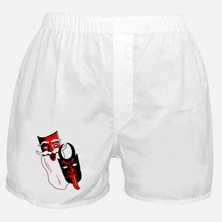 Cute Brothers Boxer Shorts