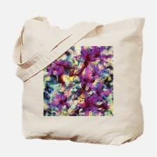 Wildflower Art -Scarlet Gilia Tote Bag