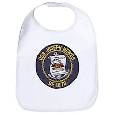 USS JOSEPH HEWES Bib