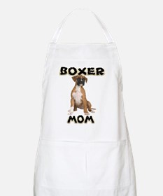 Boxer Mom Apron