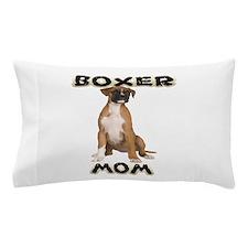 Boxer Mom Pillow Case