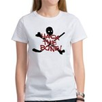 HOCKEY - hack the bone Women's T-Shirt