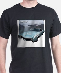 Unique 67 camaro T-Shirt