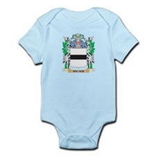 Hauser Coat of Arms (Family Crest) Body Suit