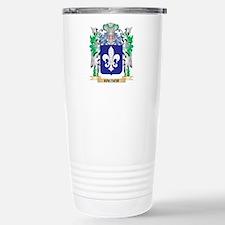 Hauser Coat of Arms (Fa Travel Mug