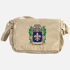 Hauser Coat of Arms (Family Crest) Messenger Bag