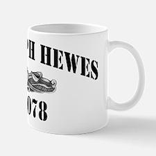 USS JOSEPH HEWES Mug