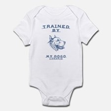 Dogo Canario Infant Bodysuit