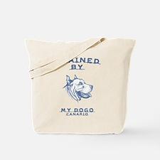 Dogo Canario Tote Bag