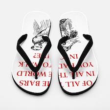bartender Flip Flops