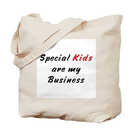 Special Education Teacher Tote Bag