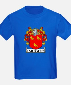McGee Coat of Arms T